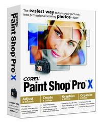 Corel: Paint Shop Pro X'i ücretsiz edinin