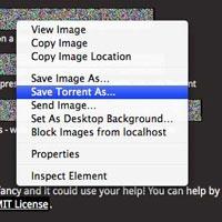 PNG dosyaları içindeki gizli Torrent'ler...