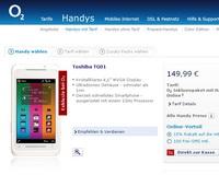 Virüssüz: Toshiba TG01 sipariş edilebiliyor