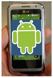 LG GW620: Tam klavyeli Android cep