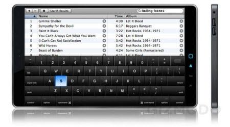 Apple tablet iTablet mi olur iBook mu?
