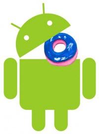 Google: Android 2.0'da çoklu dokunmatik yok!