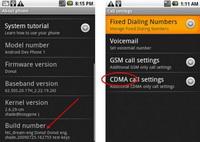 Android'e güncelleme yolları göründü!