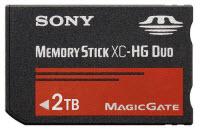 2TB'lık Memory Stick açıklaması şaşkınlık yarattı