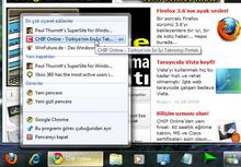 Chrome 3 Beta: Win 7 tümleşmesinde ilk adım