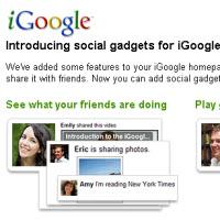 Google'da arkadaş listeleri ve video paylaşımı!