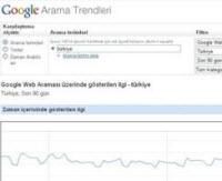 Google'ın popüler hizmeti artık Türkçe...