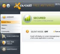 Avast 5.0 beta yayınlandı: İndirin, deneyin
