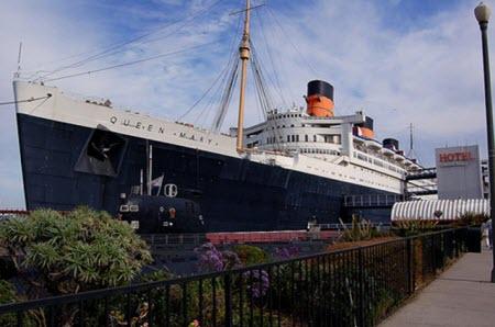 Queen Mary'de 21. YY sorunları...