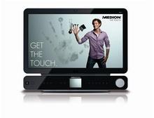 Medion The Touch: Ekran, Blu-ray ile birleşiyor