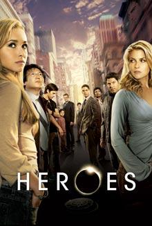 Heroes dizisi korsanların favorisi