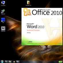 Microsoft Office 2010'da yeni aşama