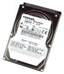 Toshiba: 2,5 inçlik dev sabit diskler