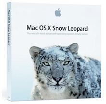 Mac OS X: 10.6.2 nolu sürüm indirilmeye hazır