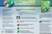 Green AV: Çevreci sahte anti-virüs