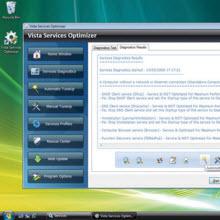 İşin kolayı: Vista Services Manager