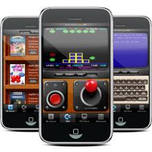 iPhone'a yeni oyunlar Commodore 64'ten!