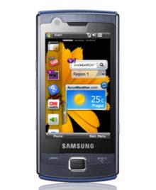 Samsung'tan pratik ve akıllı B7300 OmniaLITE
