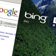 Bing pazar payını arttırmayı sürdürüyor