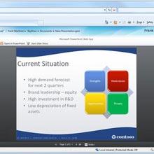 Microsoft, Office 2010 Web Apps'ı tanıttı