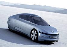 Volkswagen L1: Kurşun gibi bir konsept...