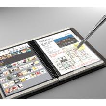 Tablet PC ile e-book okuyucusu bir arada