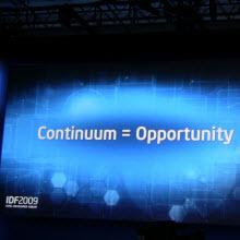 IDF: Continuum  ve App Store