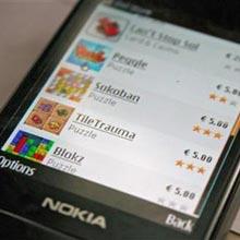 Brezilyalı Ouvi, Nokia'nın Ovi'sine karşı