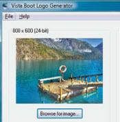 Vista için yeni bir açılış ekranı