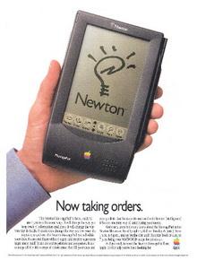 Apple: Newton'un geliştiricisi geri döndü