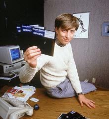 Bill Gates geçen sene çok kaybetti!