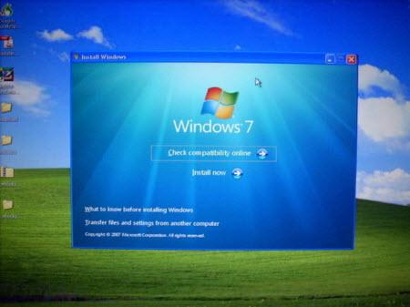 Windows 7 sürücüleri ve Vista sürücüleri