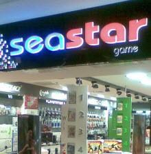Oyunculara özel mağaza!
