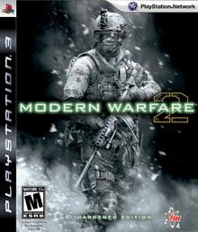 Modern Warfare 2: Film tadında fragman