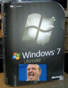 Windows 7 Ultimate Ballmer sürümü