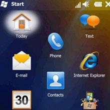 Windows Mobile 6.5 geldi gelmesine ama...