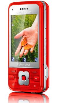 Sony Ericsson'dan Cyber-shot telefon
