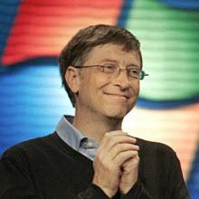 Bill Gates'ten, sıtma ile mücadeleye destek