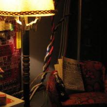 Pc kasası içerisinde küçük ve şirin bir oda