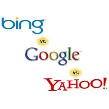 Google ve Bing karşı karşıya