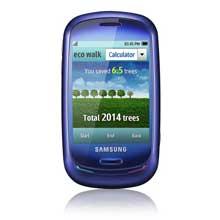 Samsung'dan yürüten cep telefonu!