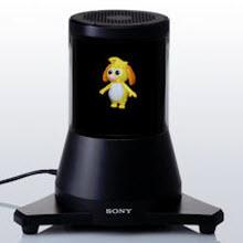 Sony'den yeni 360 derecelik 3D ekran!