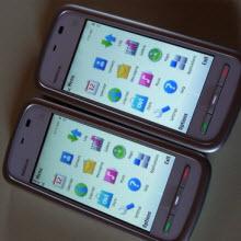 Hem dokunmatik hem ucuz: İşte Nokia 5230...