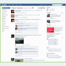 Facebook'taki değişiklikler