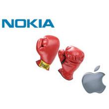 """Nokia, bu kez Apple'a """"salladı!"""""""