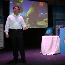Microsoft'tan Windows 7