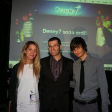 Deney 7'nin kazananları