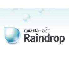 Mozilla Raindrop üzerinde çalışıyor