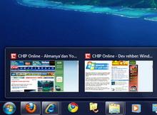 Windows 7 bereketiyle beraber geliyor!
