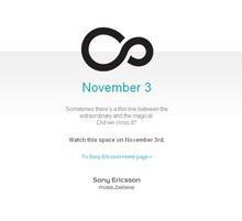 Sony Ericsson: 3 Kasım'da ne olacak?